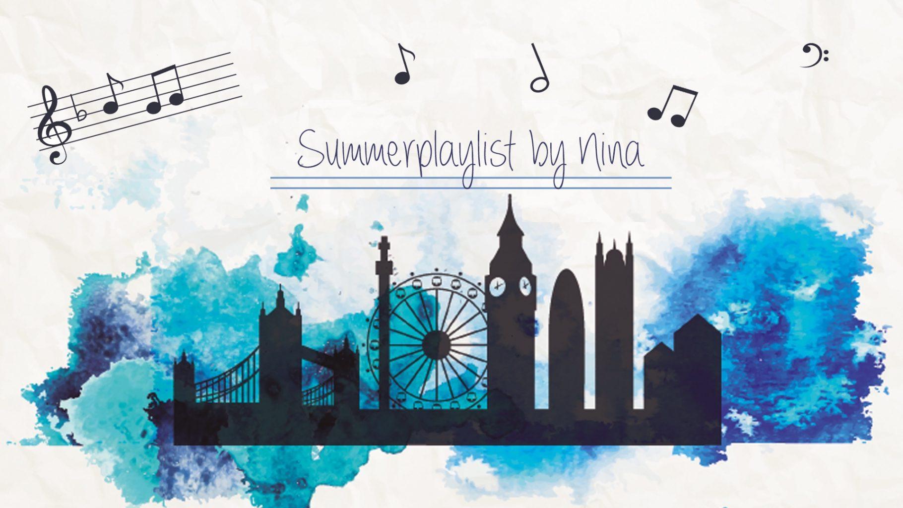 Summerplaylist by Nina