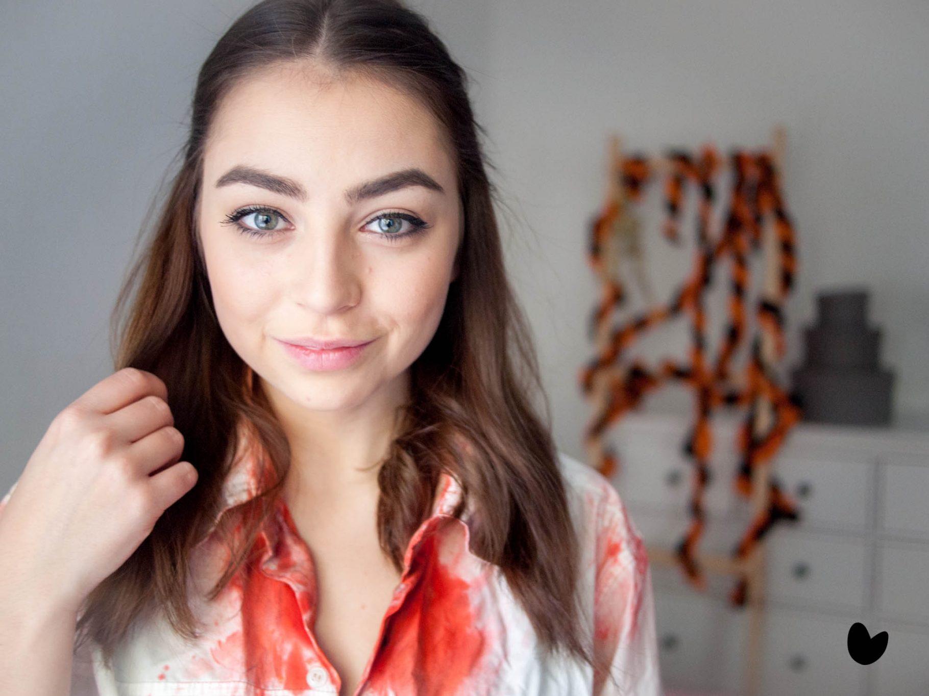 5 Schritte zum perfekten Halloween-Make Up