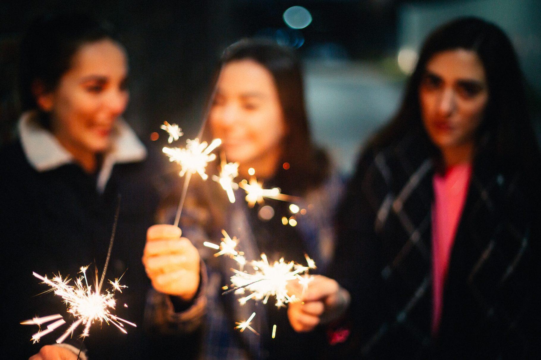 3 ladies – 3 Neujahrsgedanken
