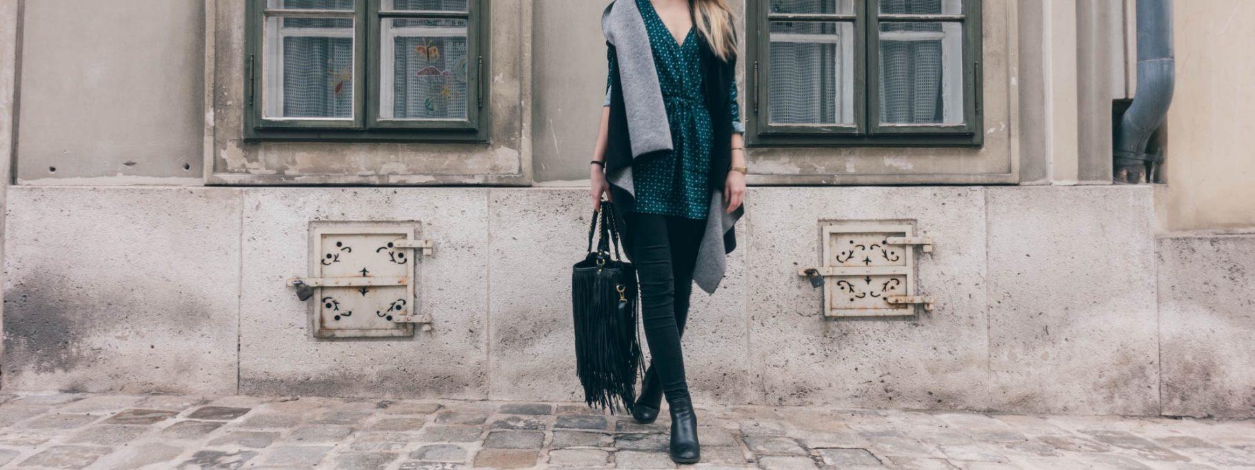 How to Wear: Sommerkleid im Winter tragen #3