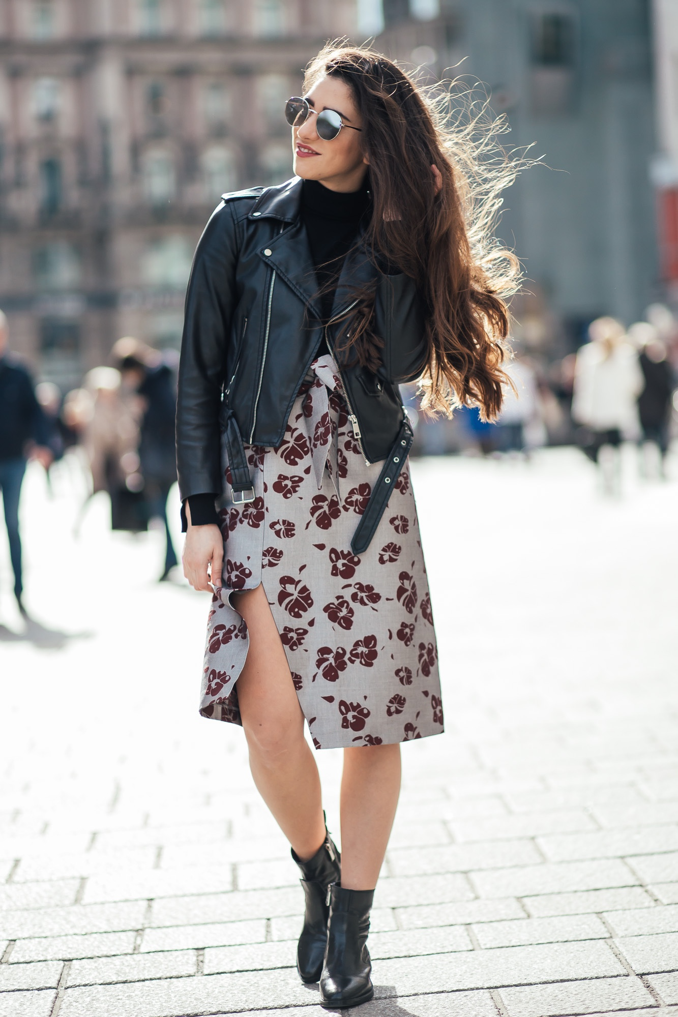 London Fashion Week #2 <br> SABINNA Show & Look