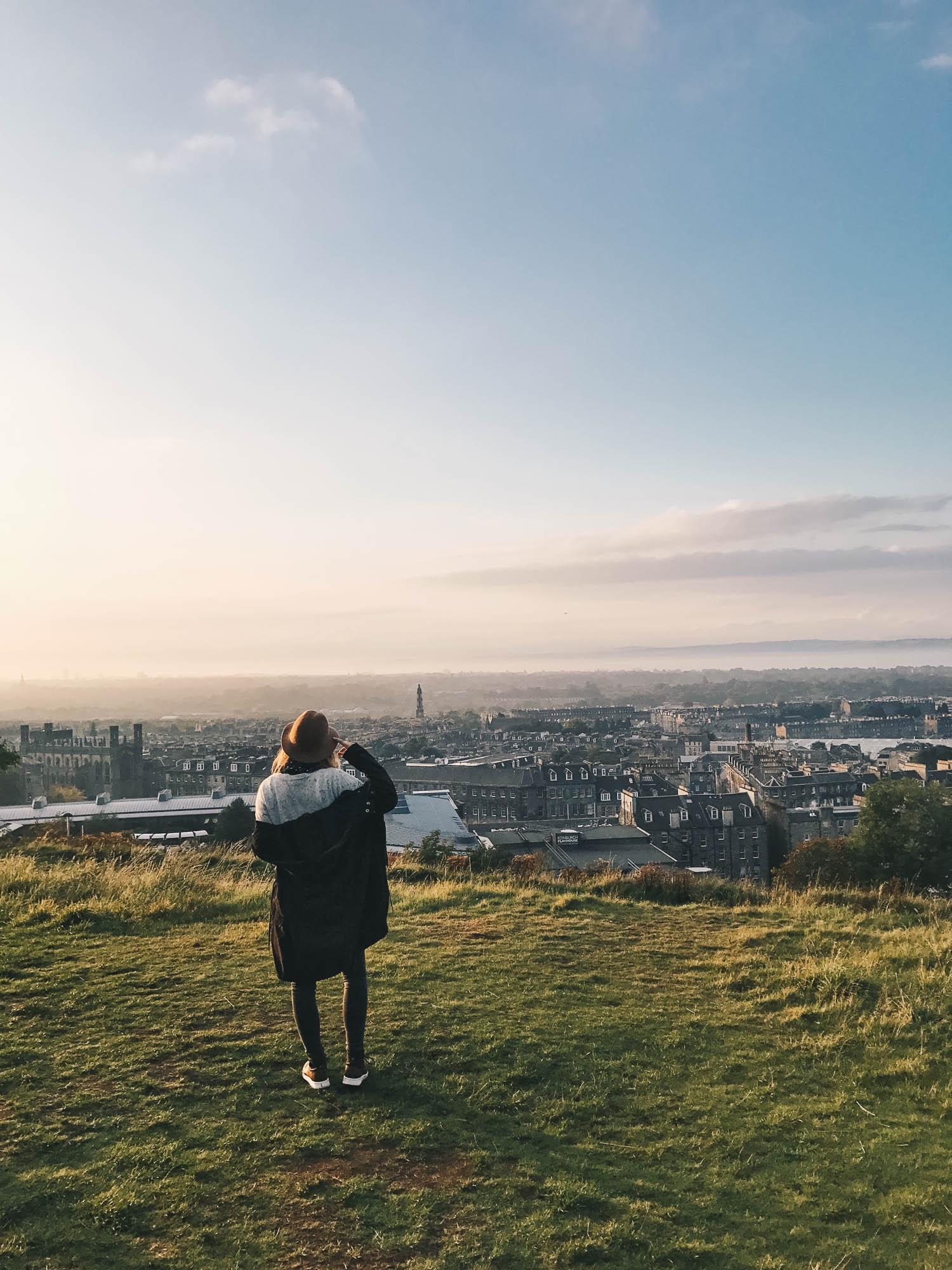 3 Tage Edinburgh |Vintage, Books and Vegan Love