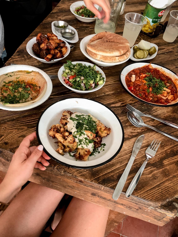 Vegan in Tel Aviv  Hier findet ihr die besten veganen Restaurants der Stadt.